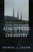 Introduction to Atmospheric Chemistry (** ISE **)