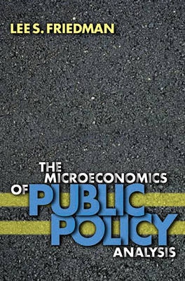 Microeconomics of Public Policy Analysis (ISE)