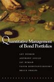 Quantitative Management of Bond Portfolios (ISE)