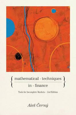 Mathematical Techniques in Finance: Tools for Incomplete Markets 2ed (ISE)
