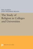 Study of Religion in Colleges and Universities