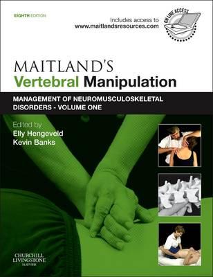 Maitland's Vertebral Manipulation Volume 1 8e