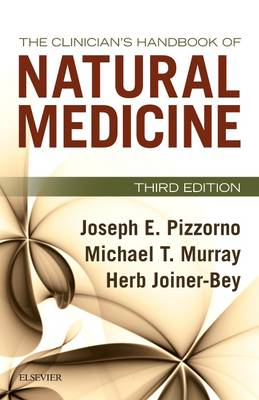 The Clinician's Handbook of Natural Medicine 3E