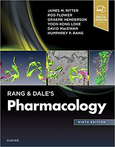 Rang & Dale's Pharmacology, 9th Edition