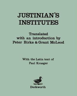 Justinian's Institutes