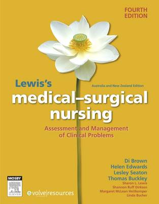 Lewis's Medial Surgical Nursing ANZ 4th edition