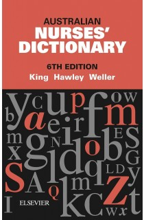 Australian Nurses' Dictionary 6th Edition