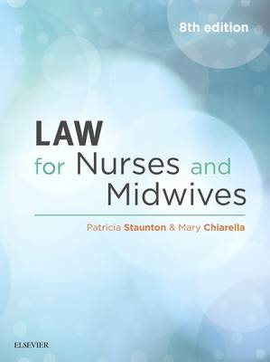 Law for Nurses and Midwives 8th Edition