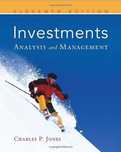 Investments Analysis and Management 11E + Sustainability in Australian Business Supplement