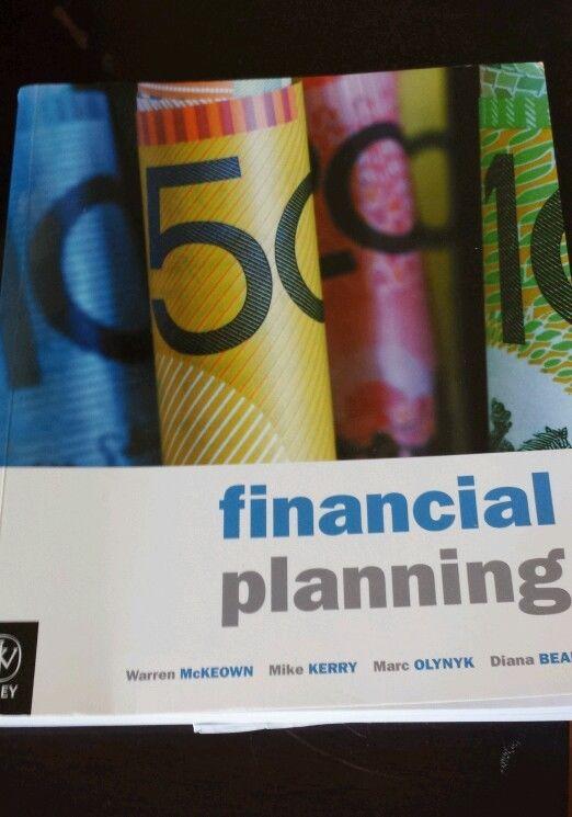 Financial Planning Ebbok Card Perpetual