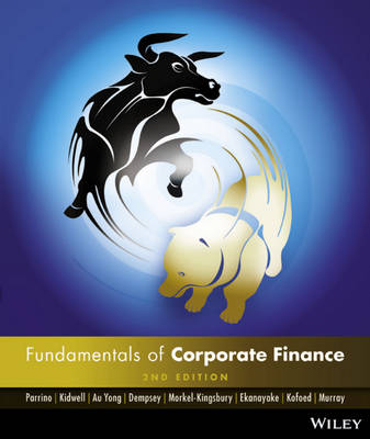 Fundamentals of Corporate Finance, Australasian 2nd Edition + iStudy 2 Card