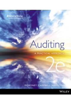 Auditing a Practical Approach 2E Wiley E-text Powered By Vitalsource with Istudy Version 2 Card