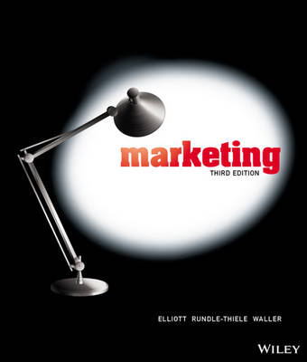 Marketing (Au) 3E + iStudy V3 Registration Card (With New Copies Only)