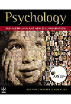 Psychology (Aus) 3E+istudy Version 1 Card+a Student's Guide to Dsm-5+interactive App to Wrg Essays & Research Reports 3E+zaps