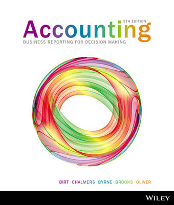 Accounting Business Reporting for Decision Making 5th Edition and iStudy Version 3 Registration Card (new copies only)