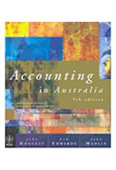 Accounting 8E Wiley E-text Card+wileyplus/Istudy Version 1+Hitney's Wine Warehouse Pty Ltd: A Manual Accounting Practice