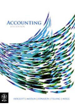 Accounting 8e + Wileyplus Registration Card + Justin's Gourmet Foods Pty Ltd - a Manual Accounting Practice