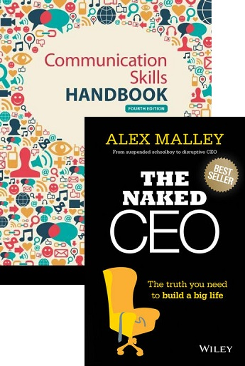 Communication Skills Handbook, 4e + The Naked CEO