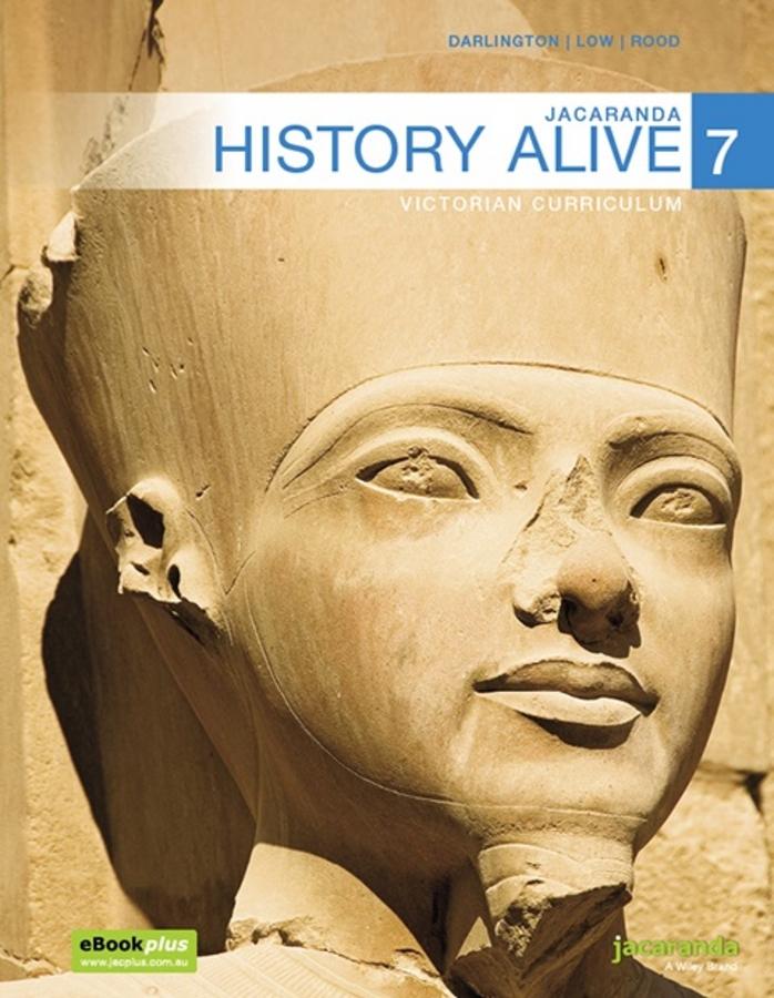 Jacaranda History Alive 7 Victorian Curriculum learnON (Book code)