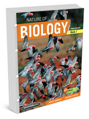 Nature of Biology Book 1 3E Flexi Saver & EBookPLUS