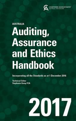 Auditing, Assurance and Ethics Handbook 2017 Australia