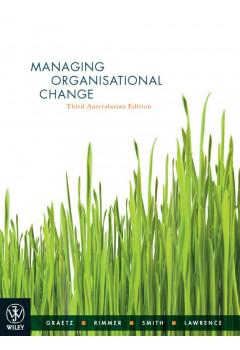 Managing Organisational Change, Australasian Black & White Print On Demand