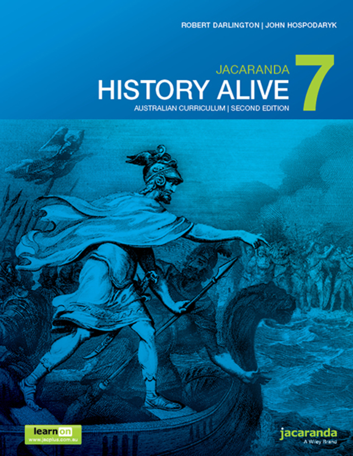 Jacaranda History Alive 7 Australian Curriculum 2e learnON & print