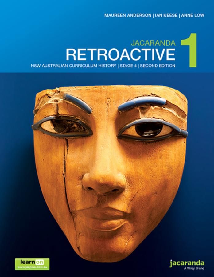 Jacaranda Retroactive 1 Stage 4 NSW Australian curriculum 2e learnON & Print