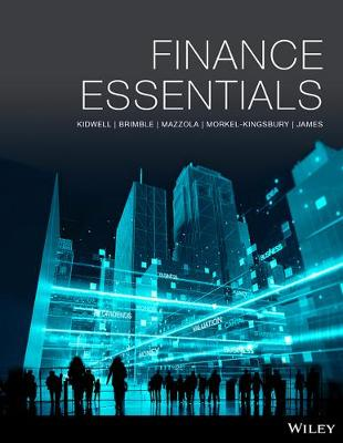 Finance Essentials 1E Print on Demand (Black & White)