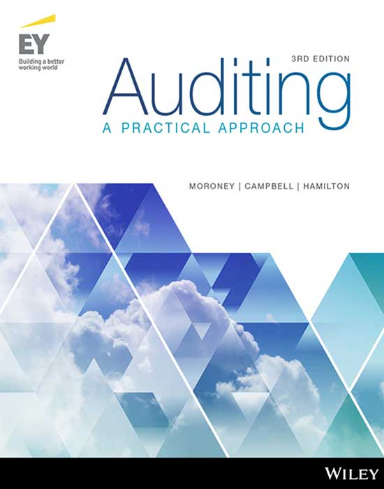 Auditing: A Practical Approach, 3e Print on Demand (Black & White)