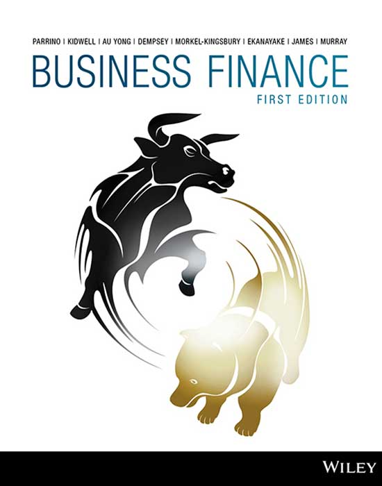 Business Finance, 1e Print on Demand (Black & White)