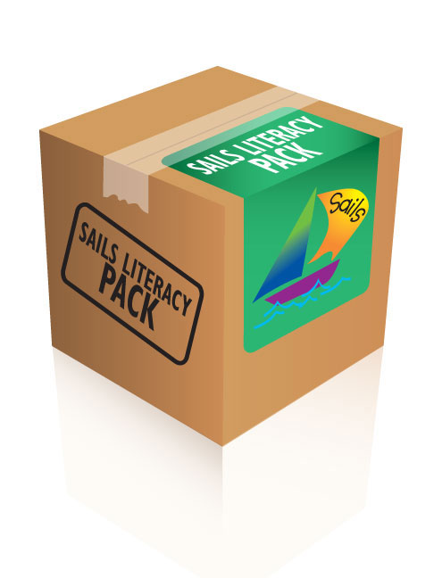 Sails Fluency Level Set 2 - Orange: Value Pack