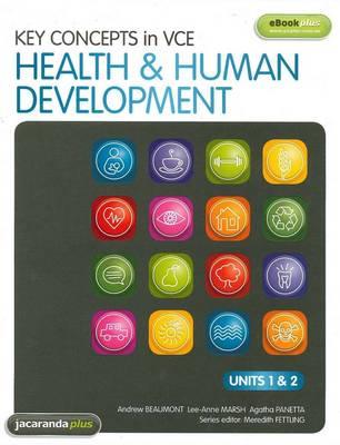 Key Concepts in VCE Health & Human Development Units 1&2 & EBookPLUS