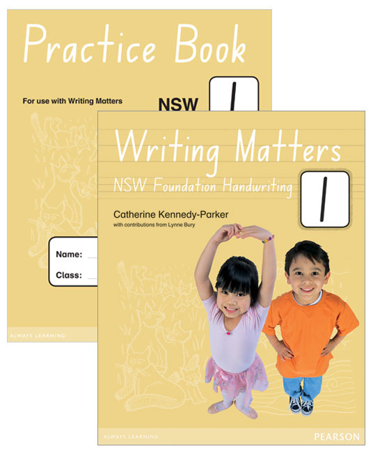 Writing Matters 1 Value Pack