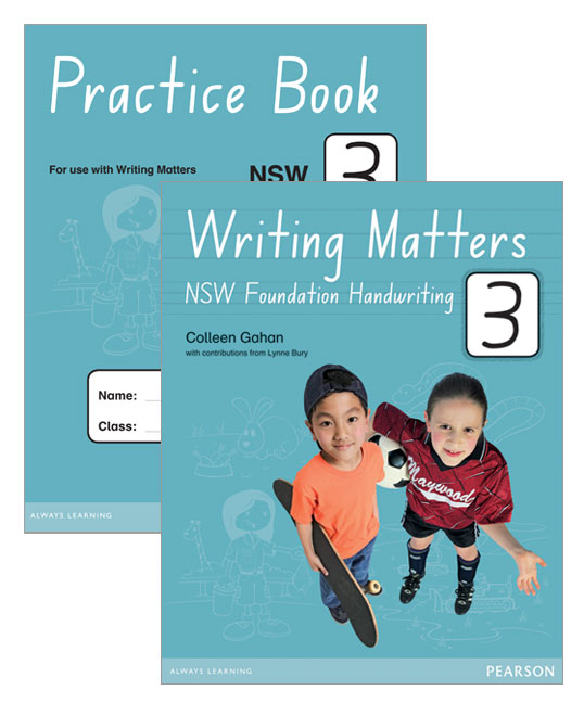 Writing Matters 3 Value Pack