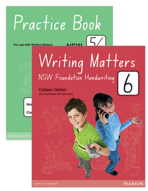 Writing Matters 6 Value Pack