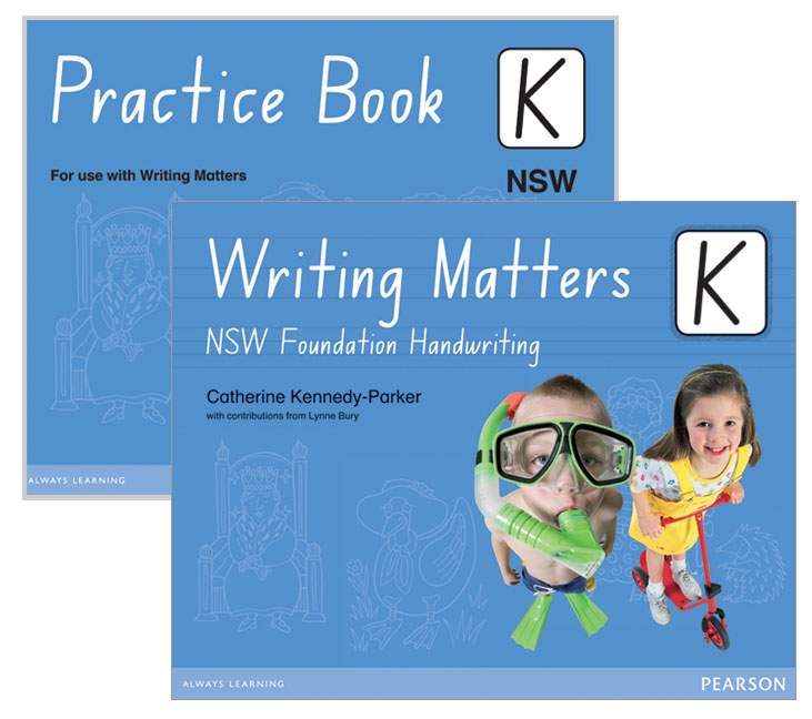 Writing Matters K Value Pack