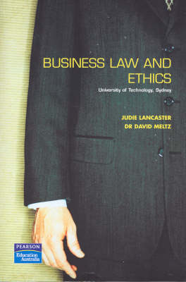Business Law and Ethics: Sprintprint Custom Published for UTS