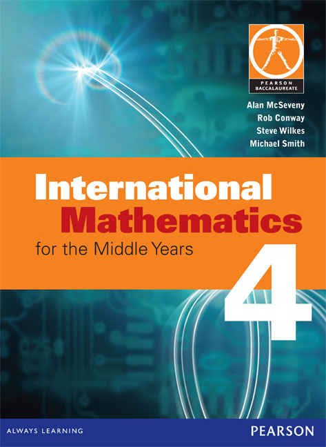 International Mathematics for the Middle Years 4