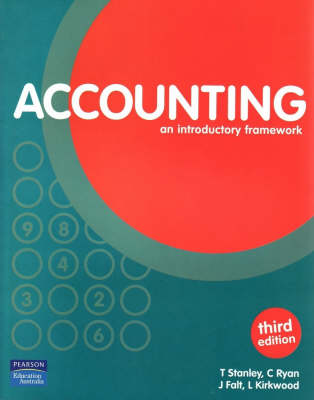 Accounting: An Introductory Framework Student Book