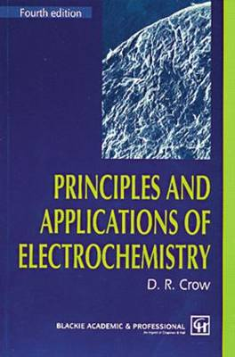 Principles and Applications of Electrochemistry