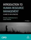 Introduction to Human Resource Management: A Guide to HR in Practice 4ed