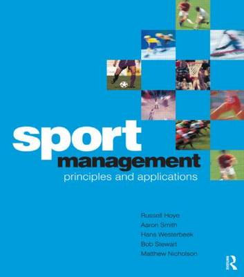 Sport Management: Principles and Application