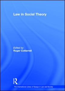 Law in Social Theory