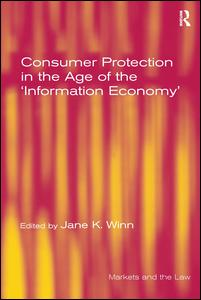 Consumer Protection in the Age of the 'Information Economy'