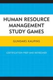 Human Resource Management Study Games: Certification Prep and Refresher