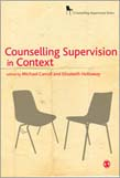 Counselling Supervision in Context