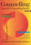 Counselling: The BACP Counselling Reader Vol 2