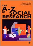 A-Z of Social Research: A Dictionary of Key Social Science Research Concepts