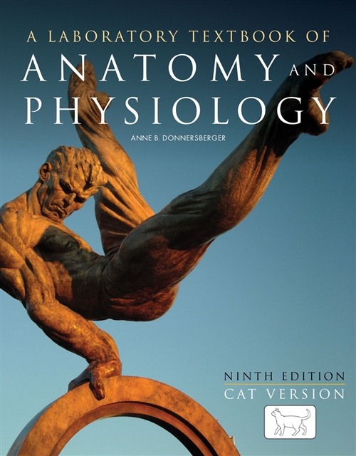 A Laboratory Textbook Of Anatomy And Physiology: Cat Version